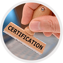 Export Certification