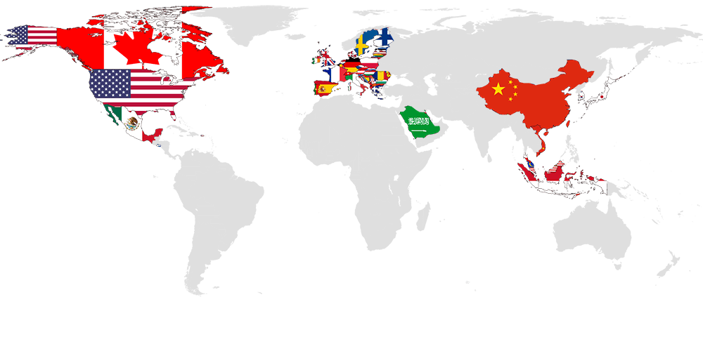 GMP-Primary-Countries