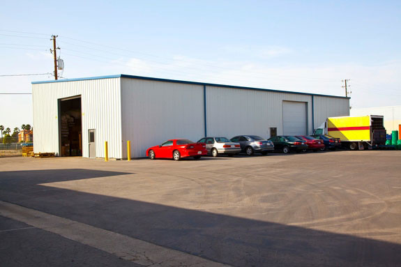 GMP has a separate Warehouse to store all Packaging Components