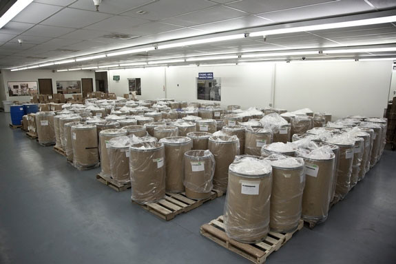 GMP Staging Areas: Manufacturing and Packaging